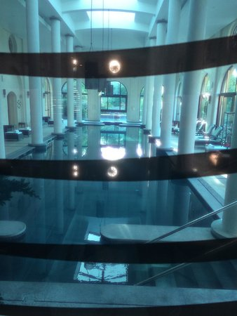 Terre Blanche Hotel and Spa : spa pool