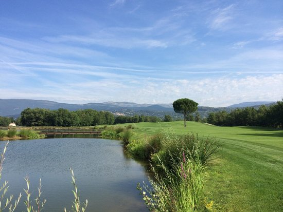 Terre Blanche Hotel and Spa : golf course