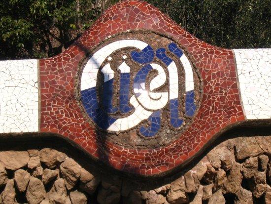 Parc Güell : Gaudí auténtico
