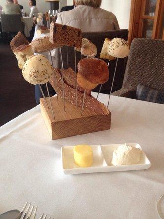 Thornstroms Kok: breads....