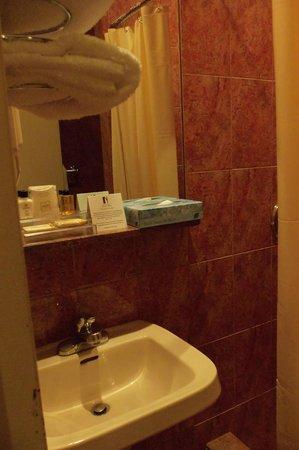 Hotel Newton: Room 311