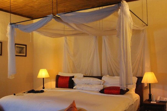Ana Mandara Villas Dalat Resort & Spa : Bed room