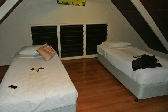 Erakor Island Resort & Spa : Upstairs loft