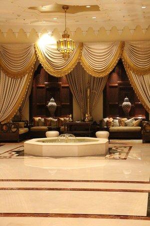 The Ritz-Carlton, Dubai: lobby