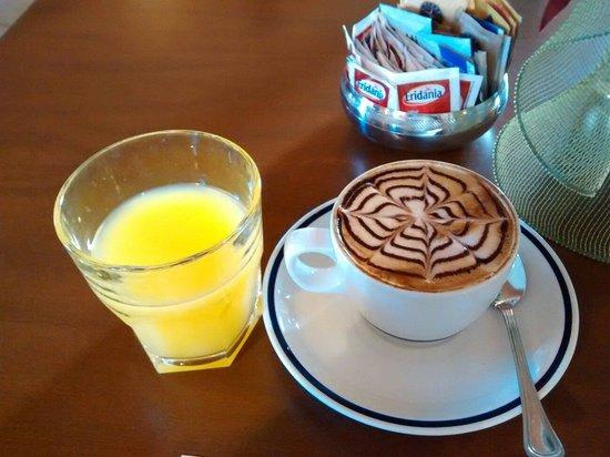 Agriturismo Santo Pietro : Cappuccino alla mattina