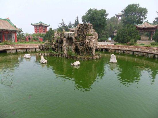 Xi'an Huo Qubing Mausoleum