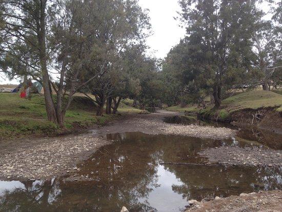 Bestbrook Mountain Resort : Creek