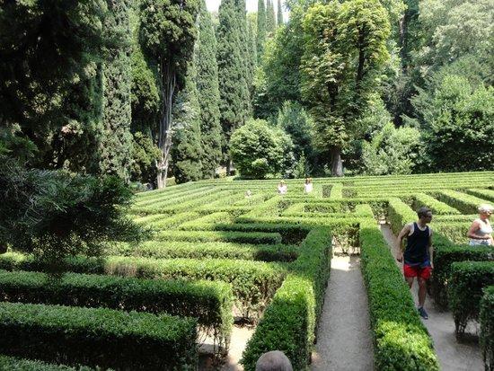 Giardino giusti verona view bild von palazzo giardino giusti