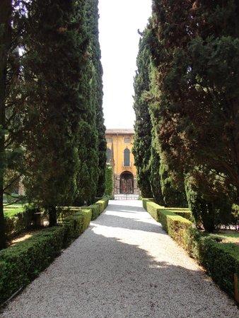 Giardino giusti picture of palazzo giardino giusti for B b giardino giusti verona