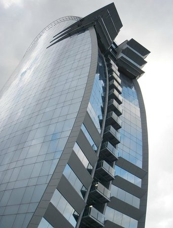 W Barcelona: Quelle architecture !