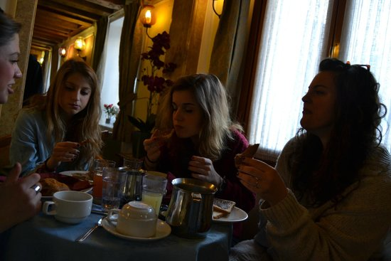Hotel San Gallo: colazione