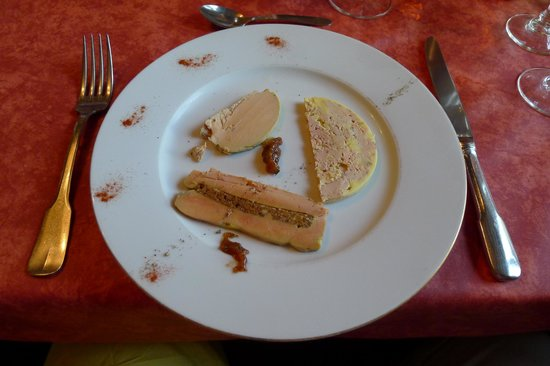 The Gascony French Cookery School : Foie Gras (You learn how to prepare this dish)