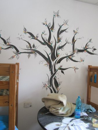 Hostel Jones: room the tree