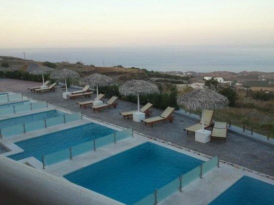 Splendour Resort : Vistas desde la habitación