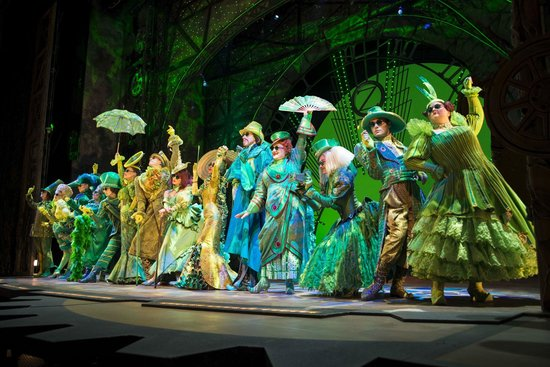 Wicked the Musical: Wicked 3