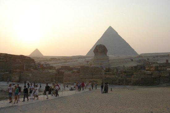 Pirámide de Keops: Завораживающая панорама