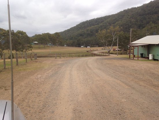 Bestbrook Mountain Resort: Roads all fine for non 4x4
