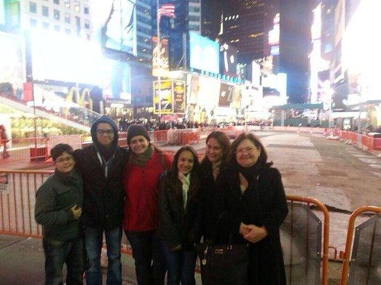 Hotel Edison Times Square: Esquina do Hotel