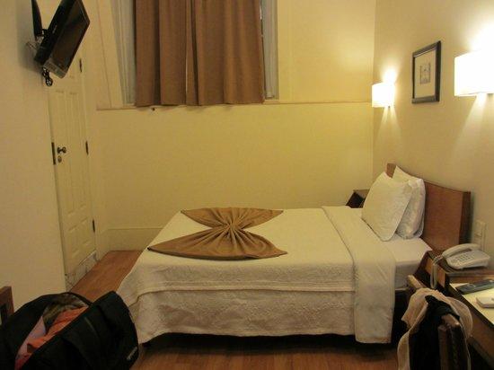 Hotel Aliados: chambre une personne
