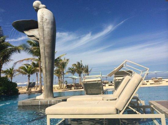 Mulia Resort: Ocean Pool
