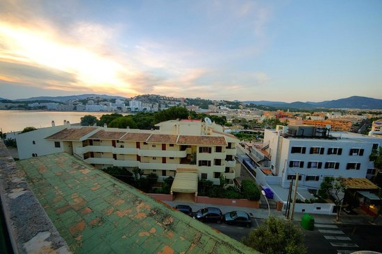 Hotel Delfin Mar: View from room 502