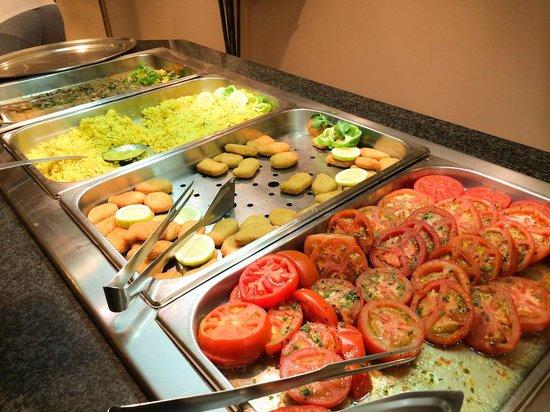 Hotel Delfin Mar: Food