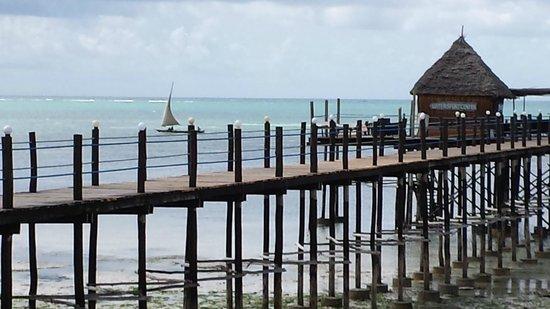 Spice Island Hotel Resort Zanzibar: Dau