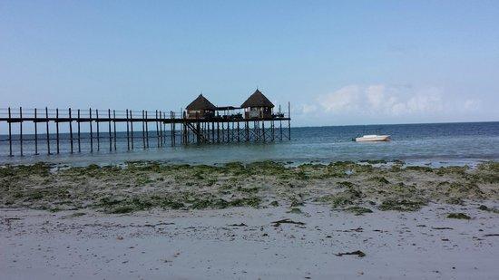 Spice Island Hotel Resort Zanzibar: Brücke