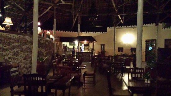 Spice Island Hotel Resort Zanzibar : Ein großräumiges Restaurant