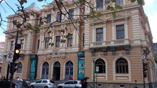 Memorial Minas Gerais - Vale : Belíssimo edifício.