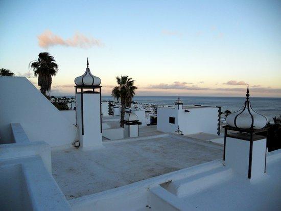 Los Pueblos Apartments: Vista dalla terrazza