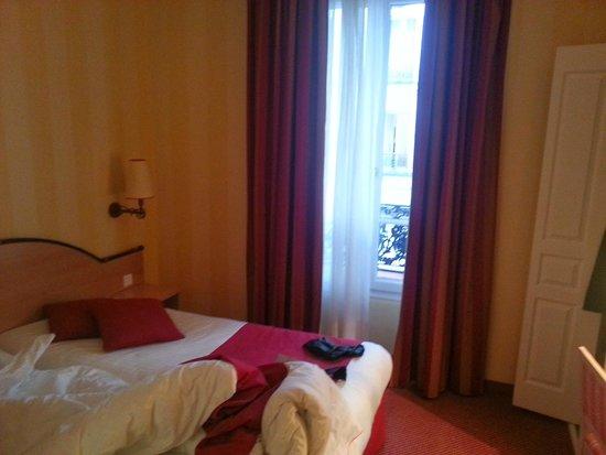 Hotel Delambre : Room