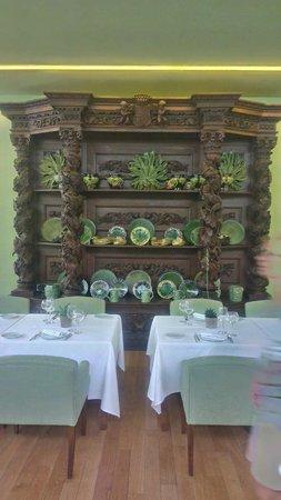 The Wine House Hotel & Restaurant : Restaurant