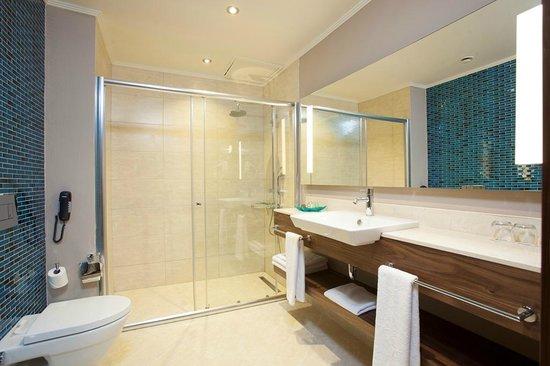 SENTIDO Letoonia Golf Resort : Standart Hotel Bathroom