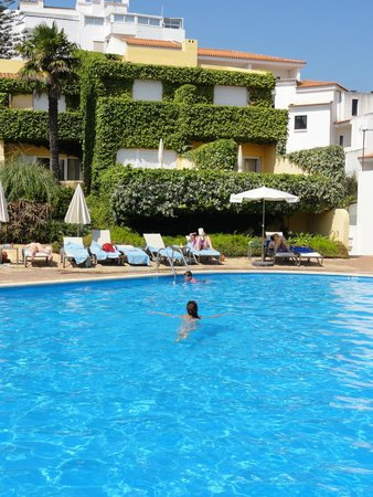 Tivoli Lagos Hotel: piscine sur le toit