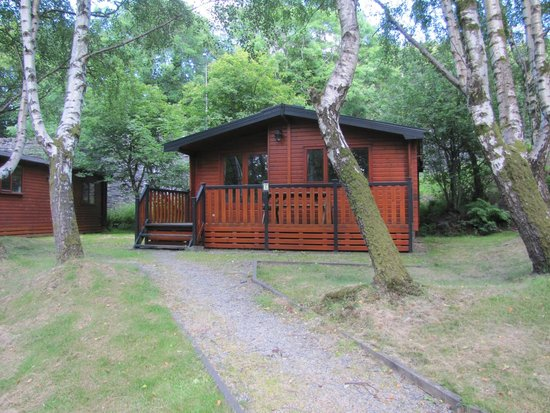 Ogwen Bank Caravan Park and Country Club: Lodge