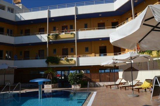 Sitia Bay Hotel: appartementen