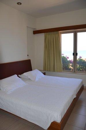 Sitia Bay Hotel: uitstekende bedden