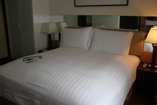 Grand Sukhumvit Hotel Bangkok : Bedroom