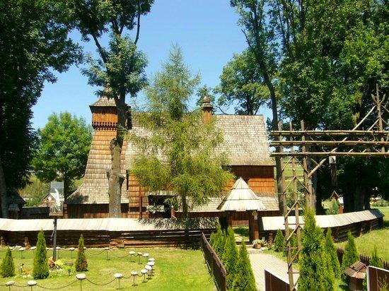 Südliches Polen, Polen: San Miguel Arcángel, Debno