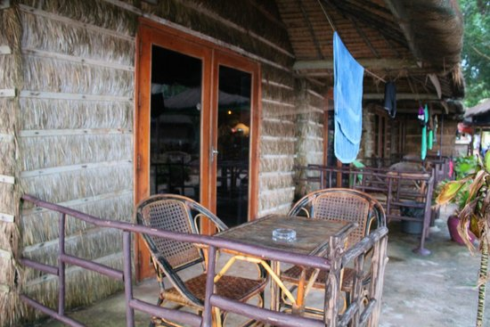 Papa Pippo Bar, Restaurant & Bungalows : ...