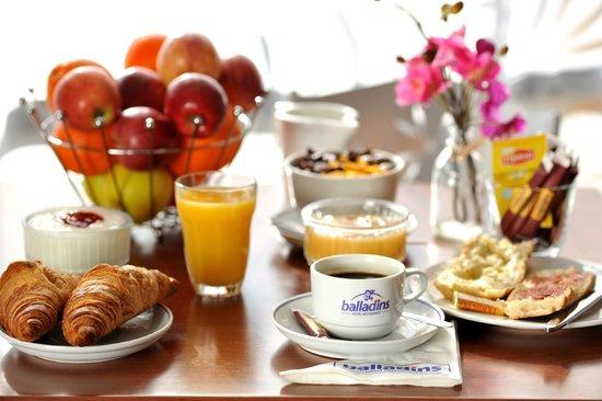 Hotel balladins Vigneux-sur-Seine: Petit-déjeuner