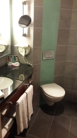 Crowne Plaza Amsterdam City Centre: Bathroom Photo