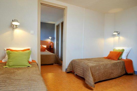Hotel balladins Vigneux-sur-Seine: Chambre familiale 3/4 personnes