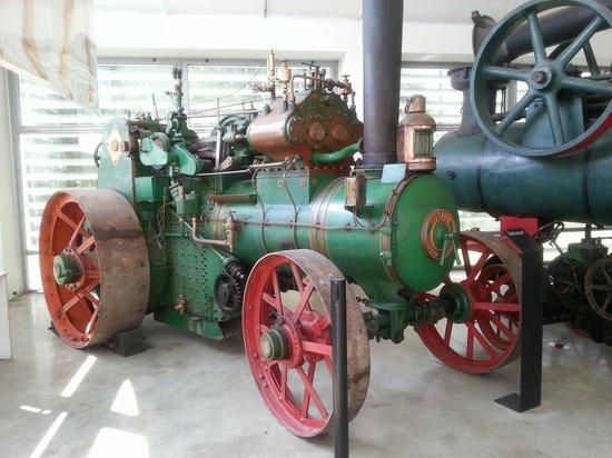 Museo Delle Macchine Temiche Orazio E Giulia Cetanin