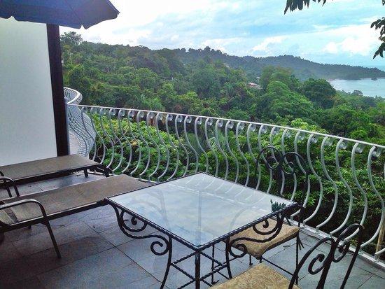 La Mansion Inn: Outdoor area, penthouse 3
