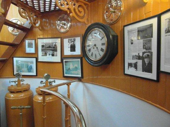 Corbiere Lighthouse (La Corbiere): Nice inside