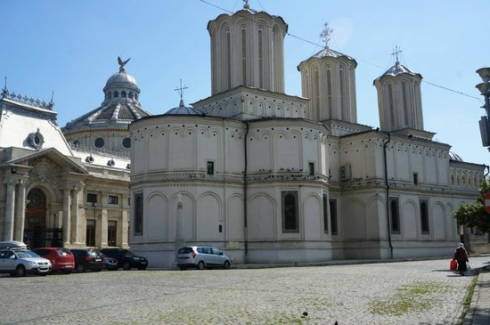 Patriarchal Cathedral: The complex.