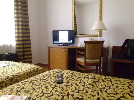 Hotel Galileo Prague: Bienvenu.