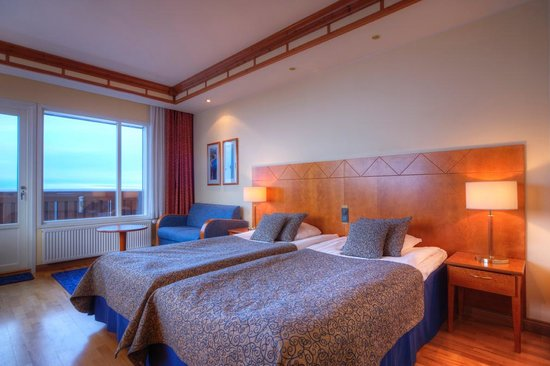 Cumulus Resort Rukahovi: Panoramic superior room